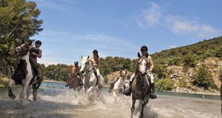 Balades equestres